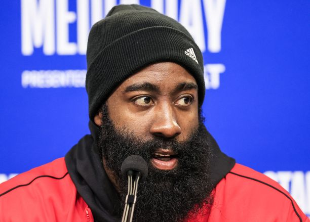 James Harden on legenda houstonilaisella strippiklubilla.