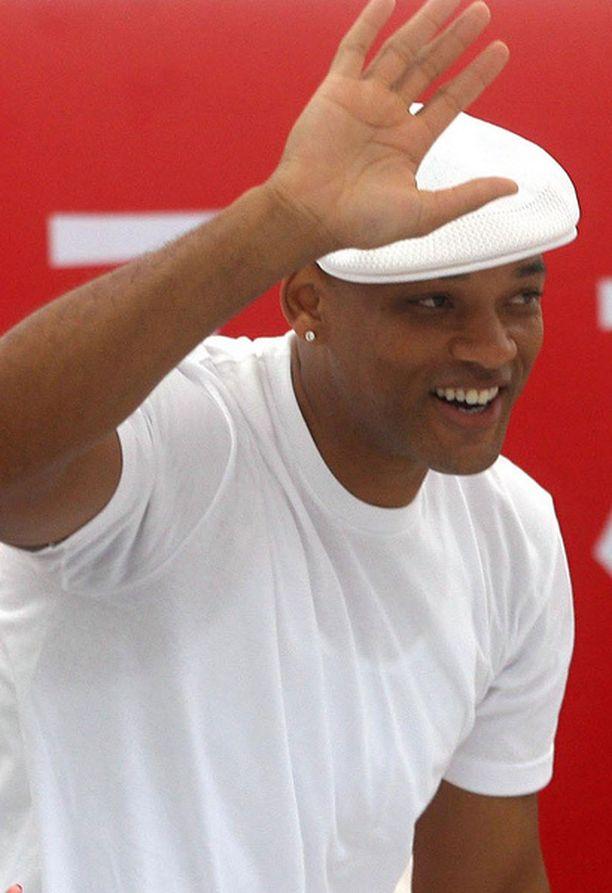 Will Smith raivasi tiensä listan sijalle 5.