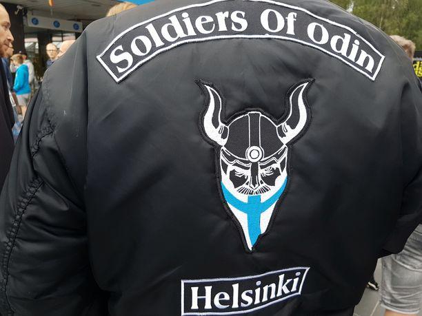 Katupartio Soldiers of Odin on ilmoittanut marssivansa itsenäisyyspäivänä.