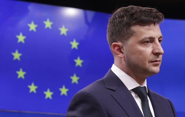 Ukrainan presidentti Volodymyr Zelensky ilmoitti olevansa pettynyt Euroopan neuvoston päätökseen palauttaa Venäjän äänioikeus.