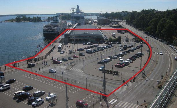 Museon sijainniksi on suunniteltu Eteläsatamaa.
