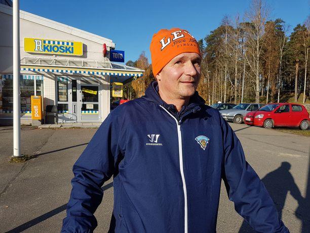 Jarmo Mutikainen sijoittaisi kymmenen miljoonaa ensimmäisenä lasten liikuntapaikkoihin