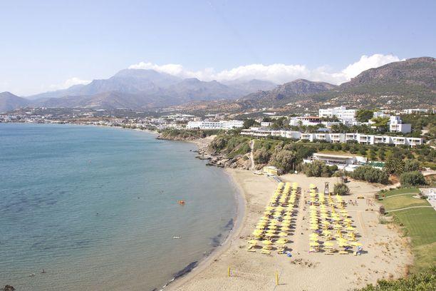 Suomalaisten kestosuosikkikohteisiin kuuluvalle Kreetalle pääsee myös lyhyellä varoitusajalla. Matkatoimistojen mukaan äkkilähdöt ovat tänä kesänä kiven alla.