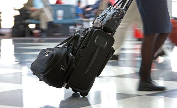 Matkalaukkuvalmistajat ovat innostuneet teknisten ratkaisujen kehittämisestä laukkuihin.