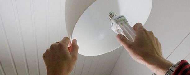 Energiansäästölamppu on hyvä valinta, mutta sitä ostaessa tulee kiinnittää huomio wattien sijasta kelvineihin.