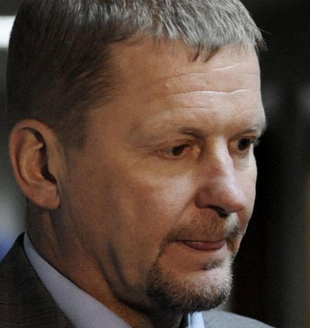 Kari Heikkilä on tekee uraa Venäjän KHL-liigassa.