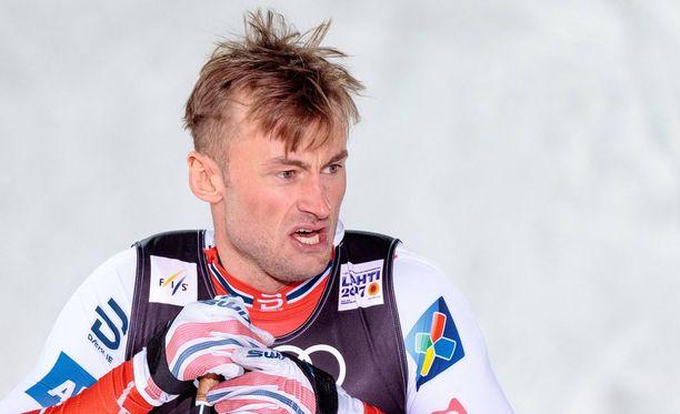 Petter Northugia ei valittu Kanadaan lähtevään ryhmään.