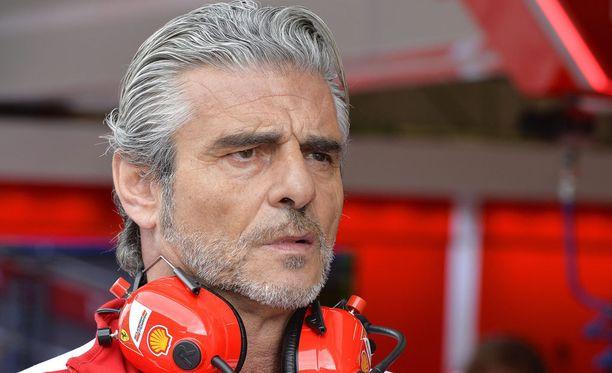 Maurizio Arrivabene aikoo keskittyä vain tähän kauteen.