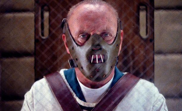 Hannibal Lecterin rooli saattaa olla yksi Anthony Hopkinsin tunnetuimmista.