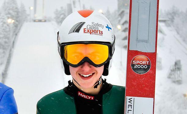 Niko Kytösaho oli Itävallan HS108-mäessä ylivoimainen.