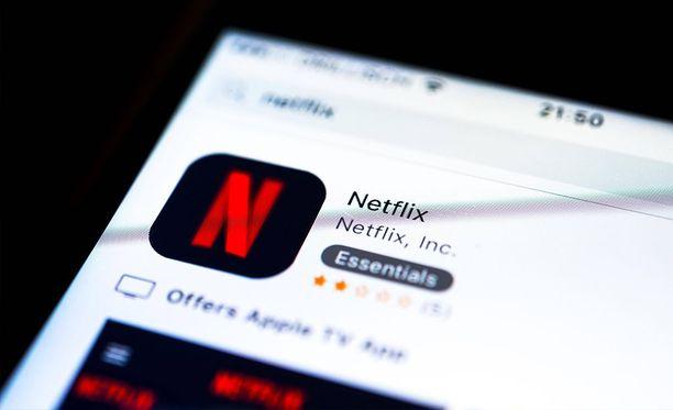 Netflixin nimissä kiertää jälleen huijausviesti.