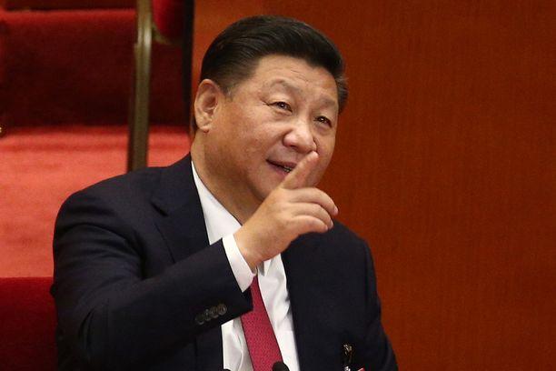 Presidentti Niinistö tapaa Kiinan presidentin Xi Jinpingin Pekingissä maanantaina 14. tammikuuta.
