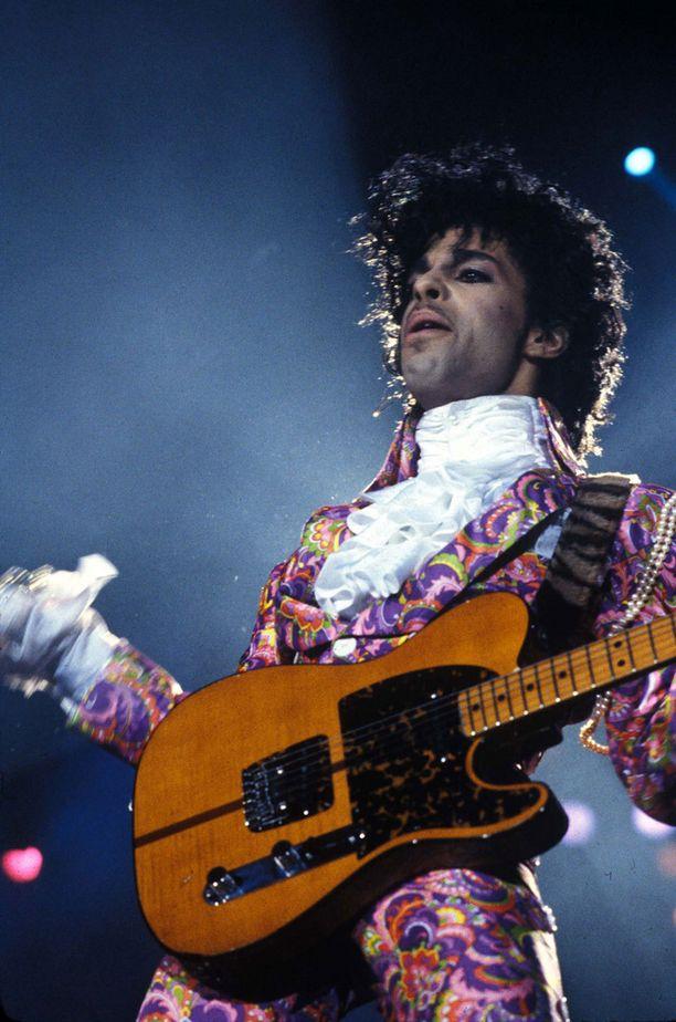 Popikoni Princen kuolema pysäytti huhtikuussa.