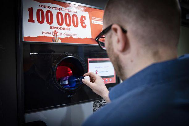 Panttiarpajaisia järjestävä Parpa Oy on käytännössä konkurssikypsä. Yhtiö on tehnyt kuudessa vuodessa lähes 600 000 euron tappiot.