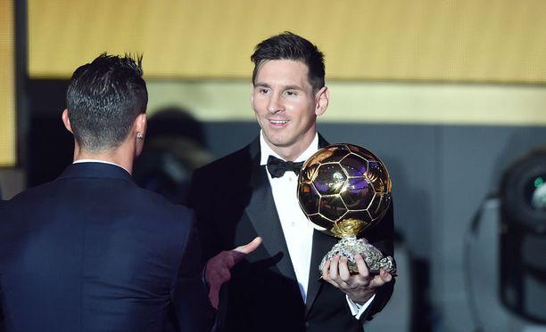 Lionel Messi on maailman ykkönen, myös kaikkien suomalaisten äänestäjien mielestä.