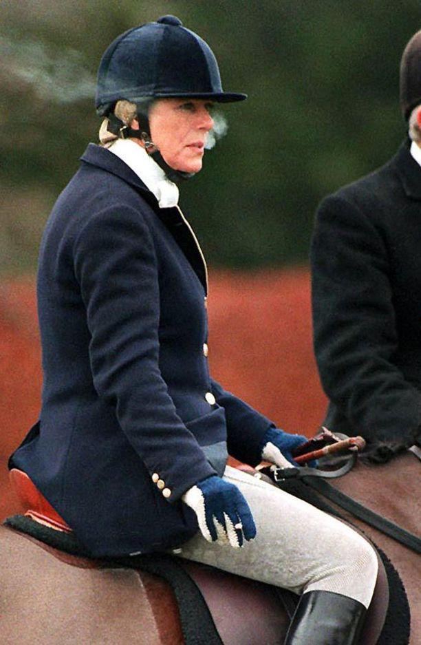 Camilla Parker Bowles oli Charlesin luottoystävä - ja elämän suuri rakkaus.