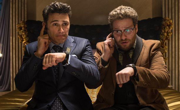 Sony Pictures joutui hyllyttämään The Interview -elokuvan.