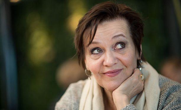 Riitta Havukainen on hyvissä väleissä ex-puoliso Eppu Salmisen kanssa.