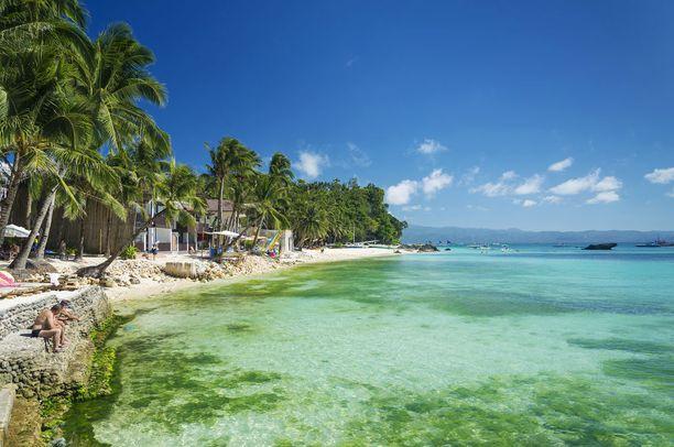 Kirkasta vettä ja valkoista hiekkaa. Tällaisena mielikuvan Boracaysta halutaan pysyvän.
