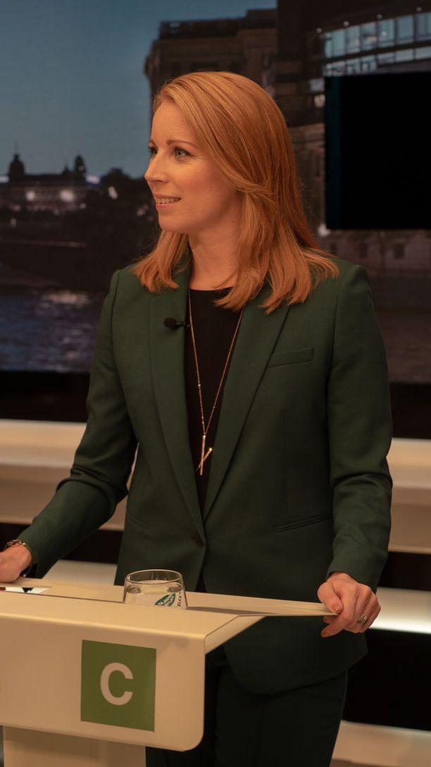 Annie Lööf on saanut nostettua huomattavasti keskustan suosiota. Ennusteiden mukaan puolueelle on tulossa noin yhdeksän prosentin kannatus, mikä olisi selvä voitto viime vaaleihin verrattuna.