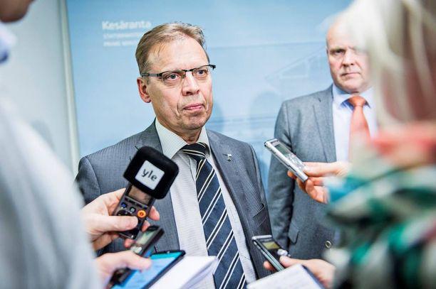 SAK:n Lauri Lyly odottaa maanantain ratkaisevasta kokouksesta pitkää ja kriittistä.