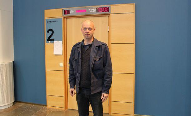 Matti Hankonen sai tuomion ihmiskaupasta.