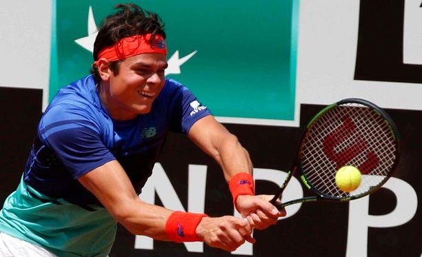 Marco Cecchinaton ATP-ranking on 143. Parhaimmillaan se on ollut 82 (5/2015).