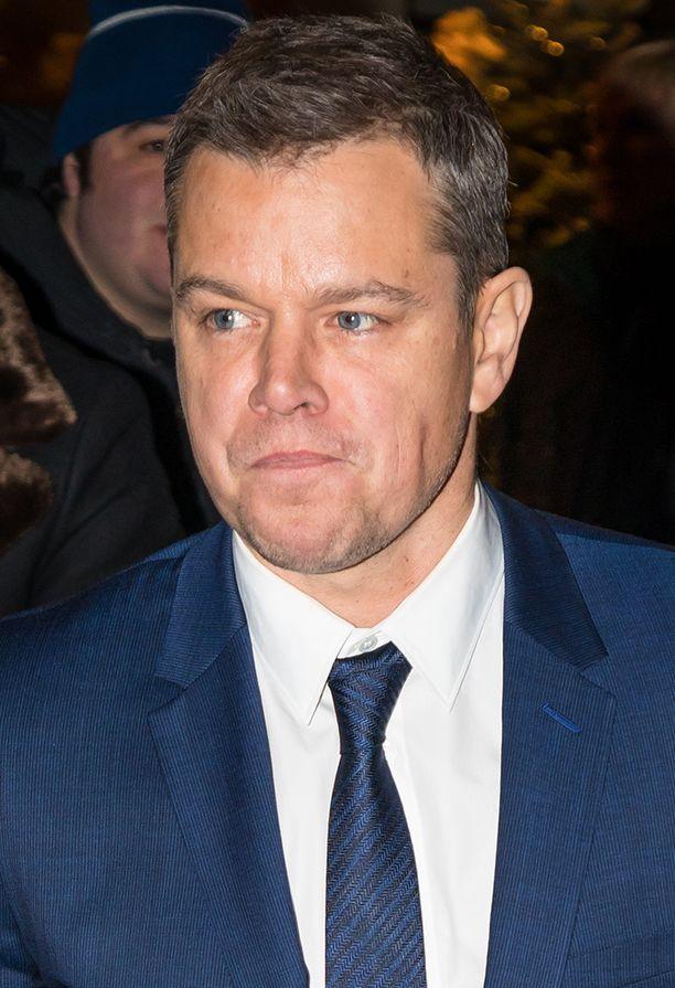 Matt Damonin lausunnot saivat aikaan vastalausemyrskyn.