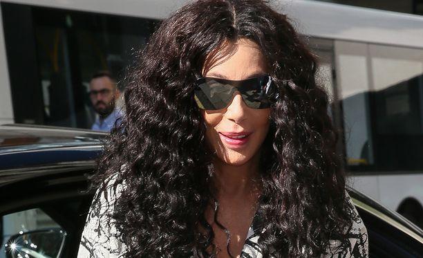 Cher kertoi jännittäneensä roolityötään Mamma Mia -elokuvassa.
