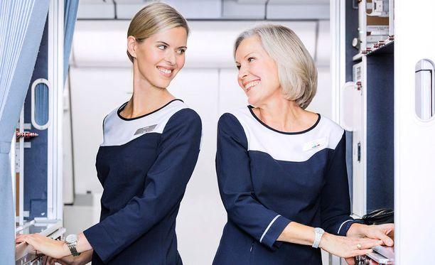 Finnairin henkilökunta kertoo vinkit mukavampaan lentoon.