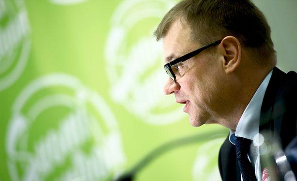 Juha Sipilä haluaa Suomesta biotalouden mallimaan.