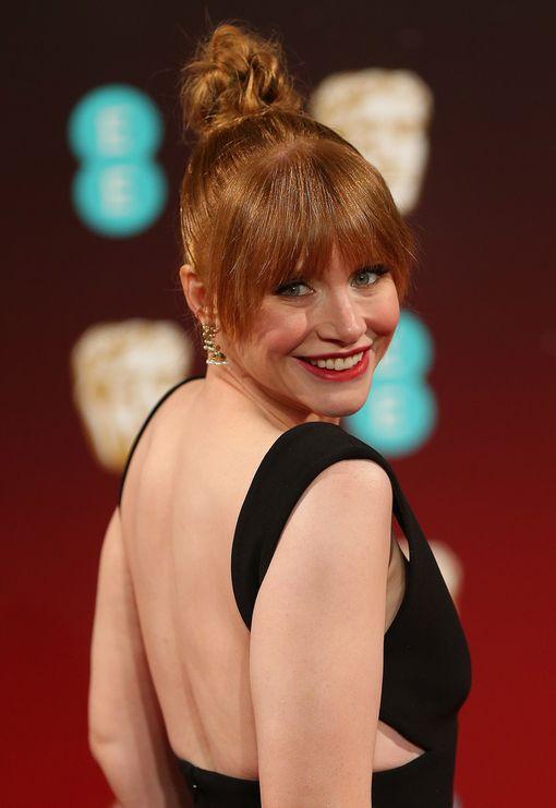 Bryce Dallas Howardin letitetty nuttura keräsi kehuja BAFTA-gaalassa.