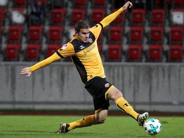 Eero Markkanen siirtyi Dynamo Dresdenistä Randersiin.