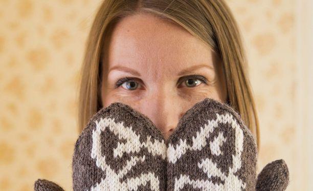 Lumin suunnittelemia pesukarhuvanttuita on jo tehnyt moni.