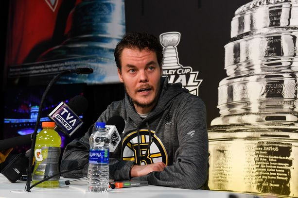 Tuukka Rask on ollut Boston Bruinsin tuki ja turva tämän kevään pudotuspeleissä. Rask jahtaa uransa toista Stanley Cupin voittoa.