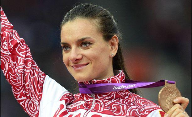 Seiväshyppysuuruus nähtiin viimeisen kerran olympialaisissa vuonna 2012. Lontoosta tuliaisiksi tarttui olympiapronssi.