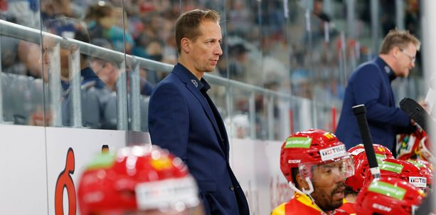 Antti Törmäsen valmentama Biel on aloittanut kauden hyvin.