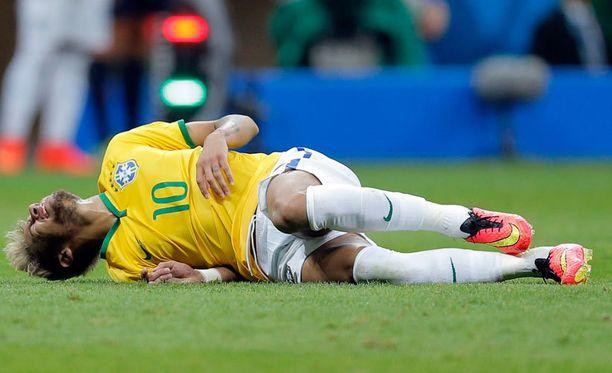 Neymaria sattuu aika usein ja aika paljon.