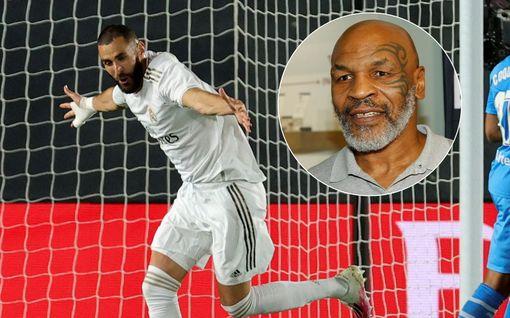 """Real Madridin tähdellä jo peliuran jälkeiset suunnitelmat mielessä: """"Olen aina ihaillut Mike Tysonia"""""""