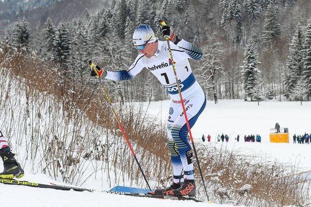 Calle Halfvarsson joutui kohun keskelle jo ennen ensimmäistäkään MM-starttia.