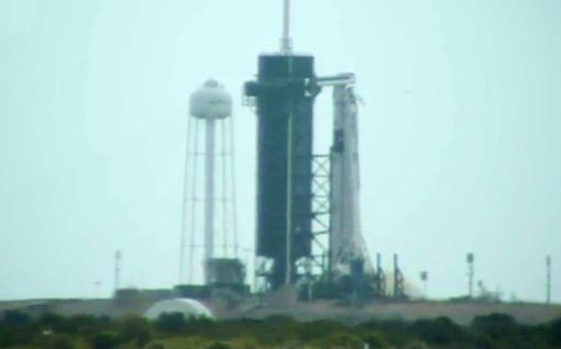 Katso suoraa lähetystä: Onnistuuko yksityisen SpaceX-avaruusaluksen laukaisu?