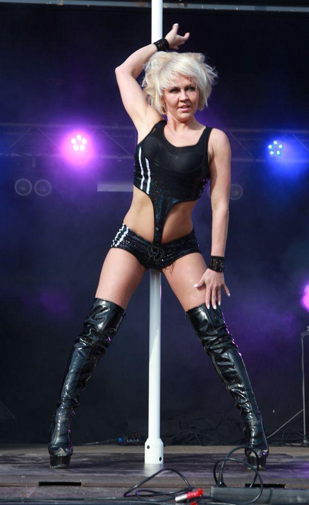 BB-voittaja Janica Kortmanin show upposi katsojiin.