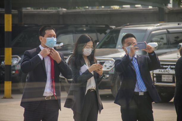 Kiinassa ja Etelä-Koreassa koronavirustartuntojen määrä on noussut.