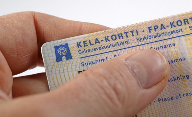Kela-kortti voi vääriin käsiin joutuessaan paljastaa terveystietoja. Kuvituskuva.