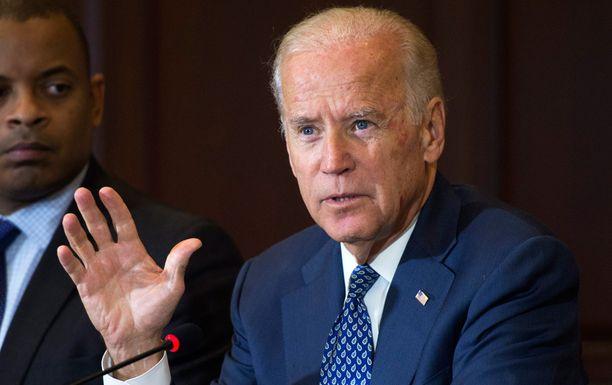 Joe Biden ilmoitti yllättäen jättävänsä presidentinvaalitaistelun väliin.