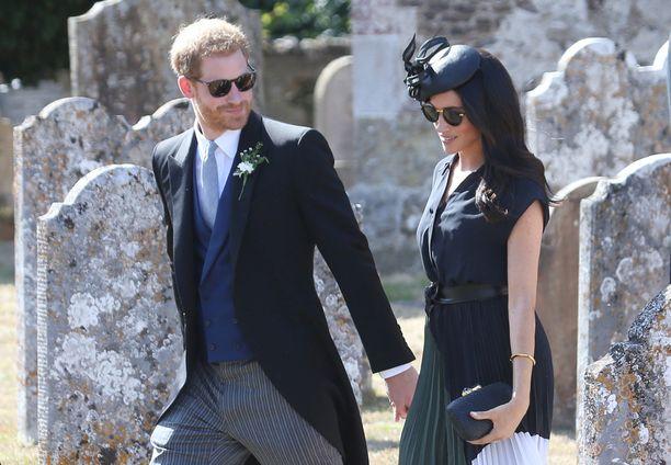 Meghan ja Harry juhlivat viime vuonna herttuattaren syntymäpäiviä romanttisella matkalla Botswanassa.