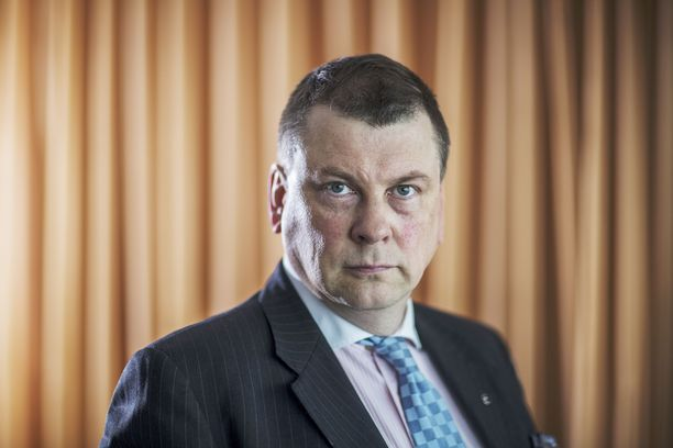EK:n johtaja Ilkka Oksala