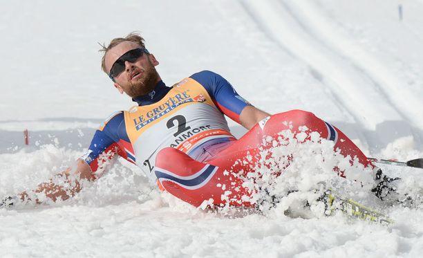Petter Northug putosi Norjan maajoukkueen maailmancupryhmästä.