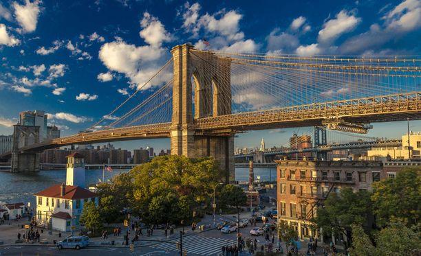 Brooklynin silta ja sen kupeessa oleva Brooklyn Bridge Park kannattaa lisätä budjettimatkailijan to do -listalle.