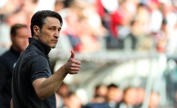Niko Kovac valmentaa jatkossa Bayern Müncheniä.